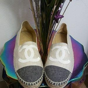 Chanel Espadrilles shoes
